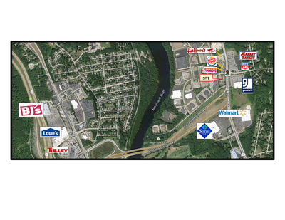 Newly Listed!! Prime Retail Development Site (35,000 ADT) - 225 Lowell Rd. Hudson, NH