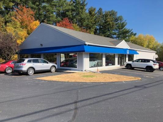 Sold! 257 D.W. Highway Merrimack, NH