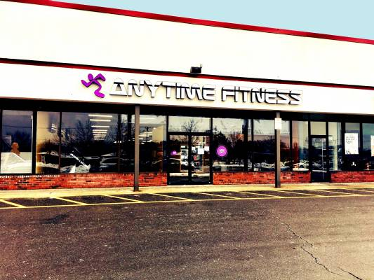 Press Release: LEASED! Anytime Fitness @ Hudson Mall