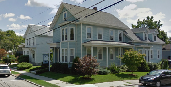Press Release: SOLD 8 Auburn St. Nashua, NH
