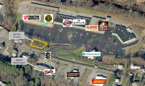 Press Release: SOLD Granite Town Plaza Milford, NH